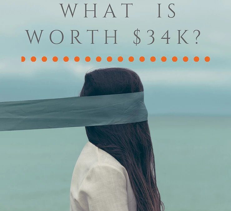 What does $34K cost?